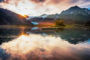 Pedersen Lagoon - Alaska