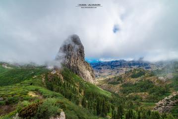 Miradorl Morro De Agando - La Gomera