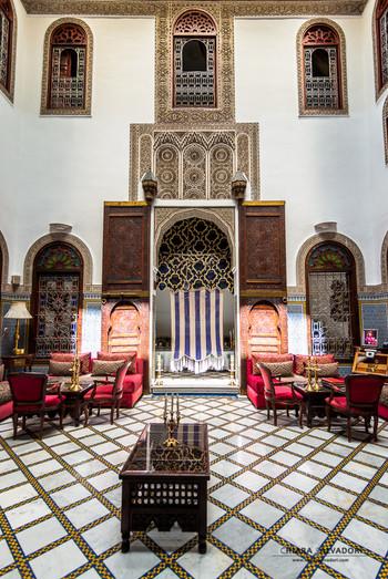 Maison Bleu - Morocco