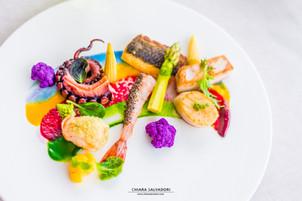 Belmond Hotel Splendido: Arcobaleno di pesci