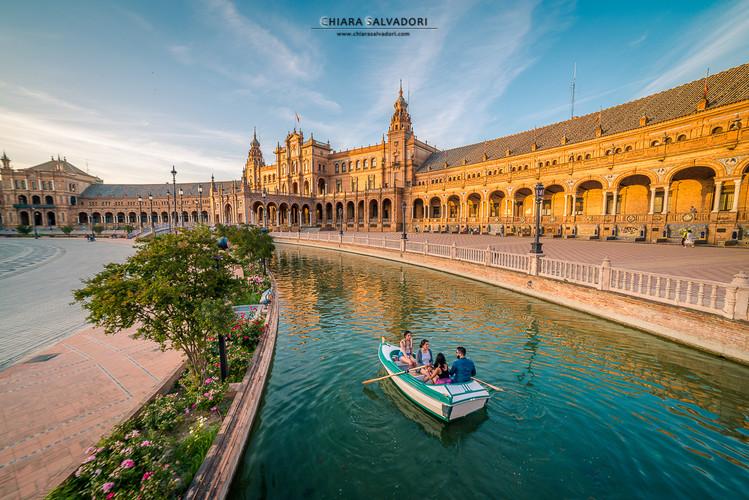 Plaza de España - Andalusia