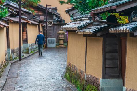 Nagamachi Samurai District - Kanazawa
