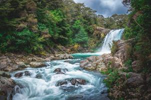 Tawhai Falls (Gollums Pool) - North Island