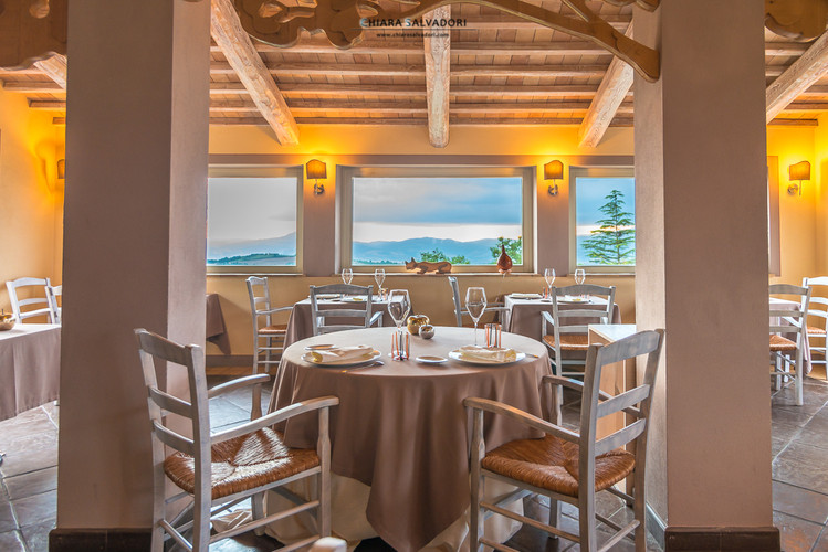 La Parolina Restaurant - Trevinano