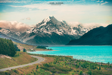 Mt. Cook - New Zealand