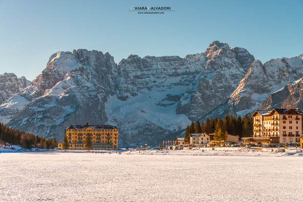 Misurina Lake - Trentino-Alto Adige