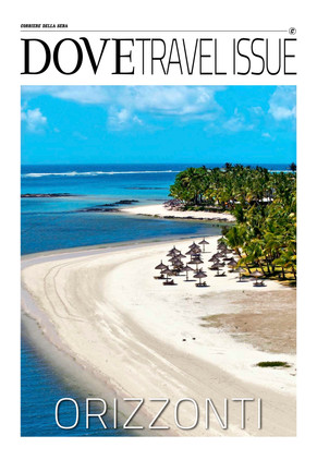 DOVE TRAVEL ISSUE - MAY 23, 2018