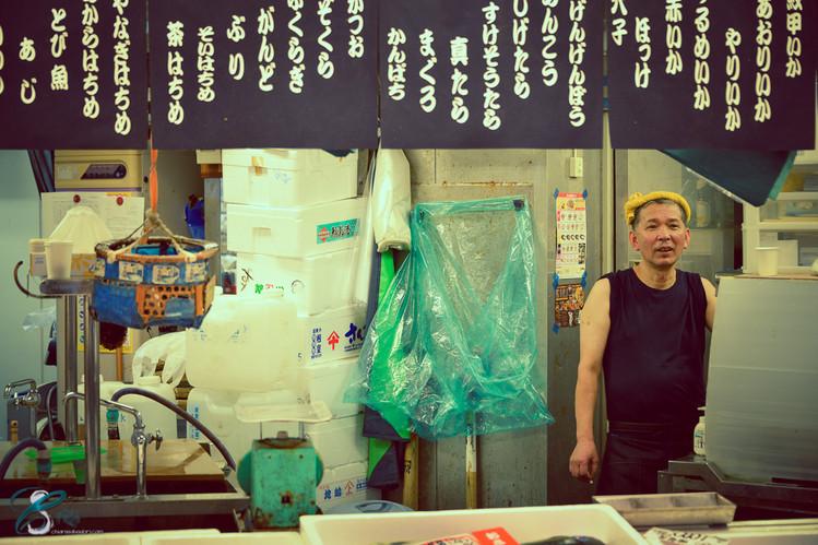Omicho Market - Japan
