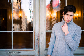 Model Photo Shooting