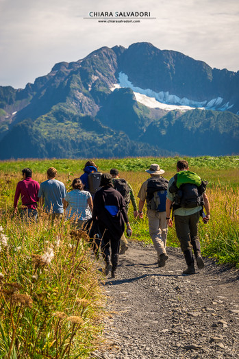 Lower Summit Lake - Alaska