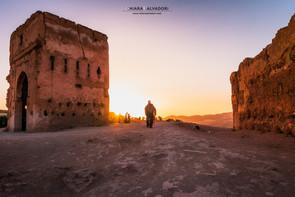 Marinid Tombs - Fès