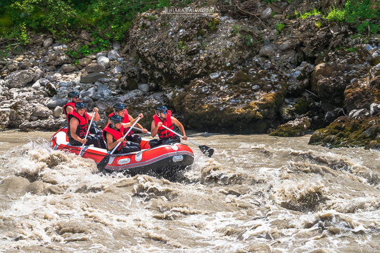 "Rafting ""Vjosa Explorer"" - Albania"