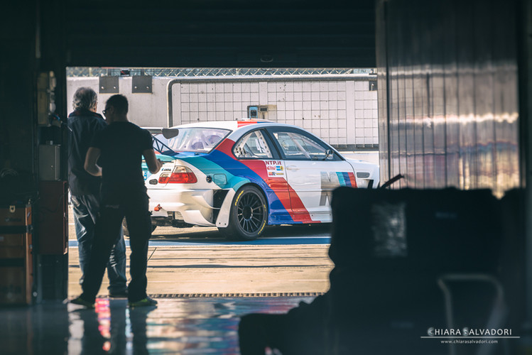 BMW M3 - Monza