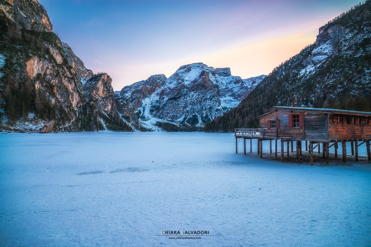 Braies Lake - Trentino-Alto Adige