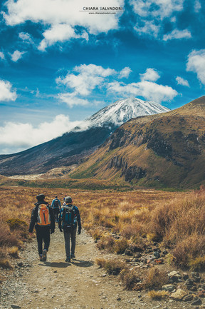 Tongariro National Park - North Island