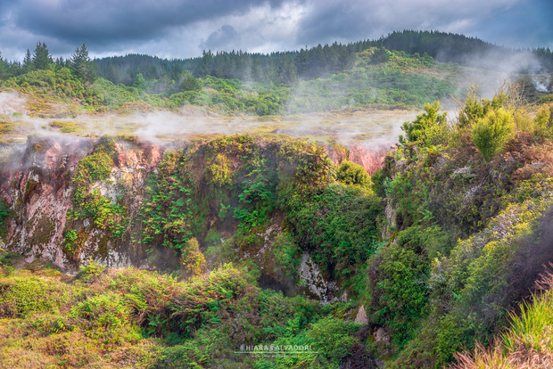 Craters Of The Moon - North Island