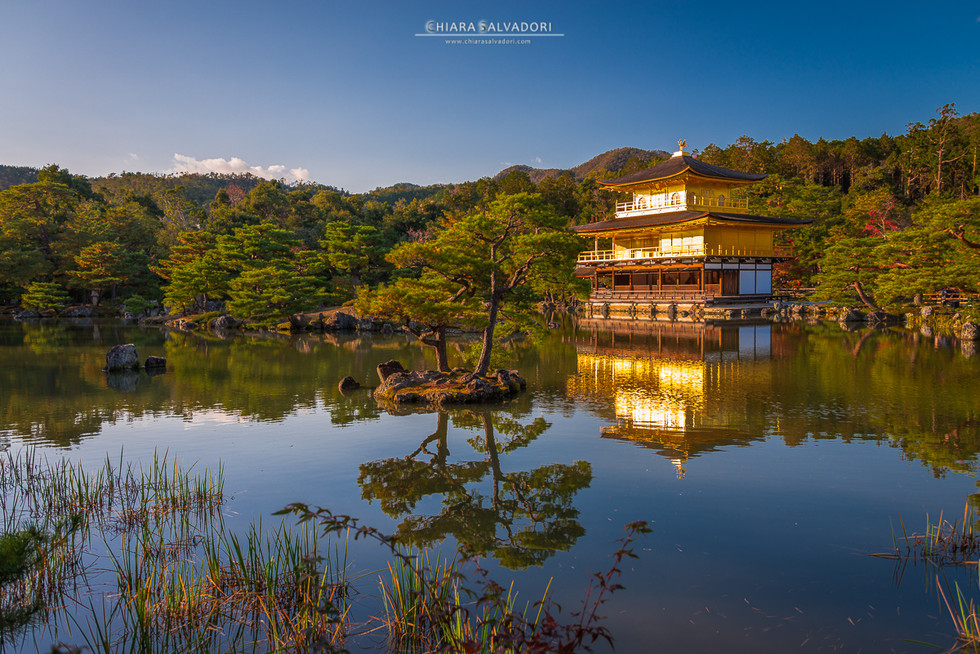 Kinkaku-ji - Kyoto