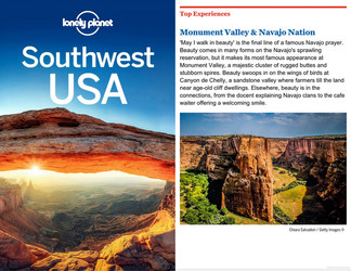 LONELY PLANET - SOUTH WEST USA