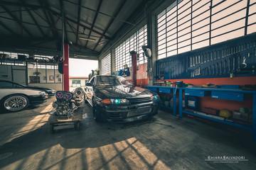 Zippo Garage