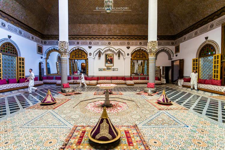 Ristorante Palais Mnebhi - Morocco