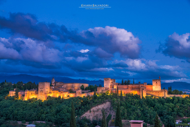 Alhambra - Andalusia