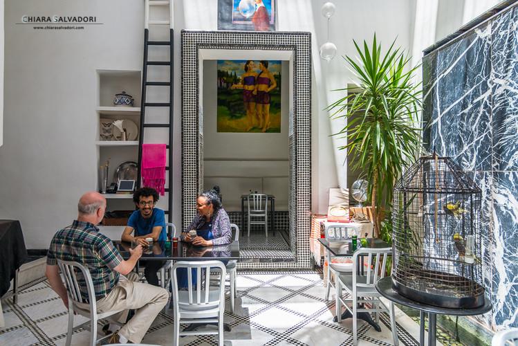 Ristorante Nuir - Morocco