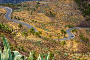 Valle Gran Ray - La Gomera