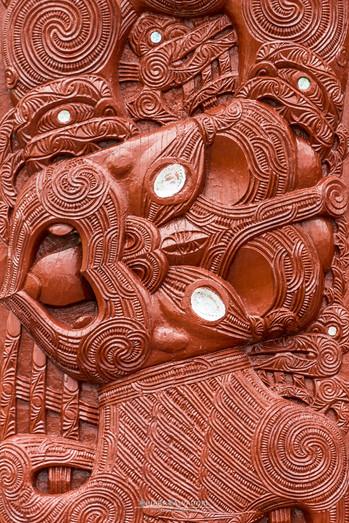 Te Papaiouru Marae - North Island