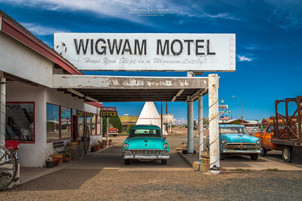 Wigwam Motel - Arizona