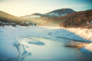 Osiglia Lake Iced - Liguria