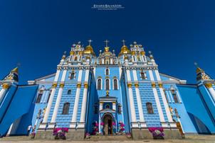 St. Michael's Golden-Domed Monastery - Kiev