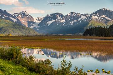 Alyeska Road - Alaska