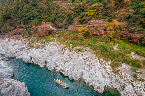 Oboke Gorge - Shikoku