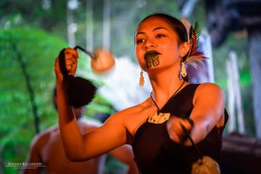 Mitai Maori Village - North Island