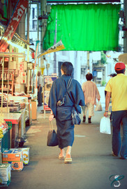 Omicho Market - Japan