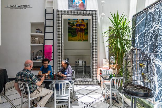 Nuir Restaurant- Fès