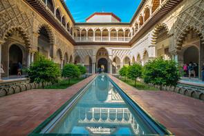 Alcázar - Andalusia
