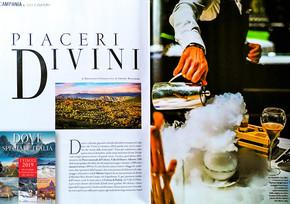 DOVE VIAGGI SPECIALE ITALIA - DECEMBER, 2018