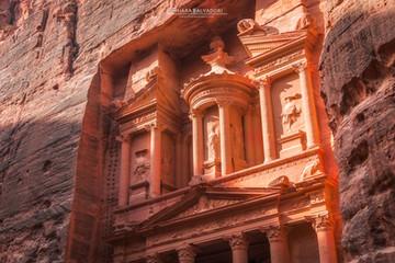 The Treasury of Petra