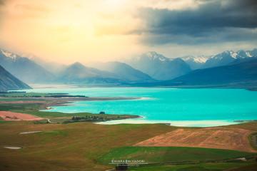 Lake Tekapo - South Island