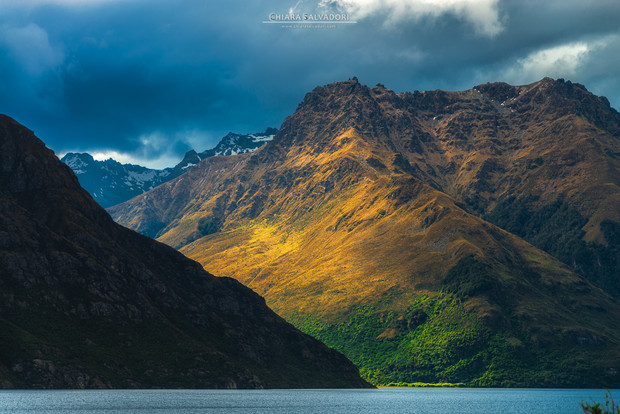 The Devil's Staircase - South Island