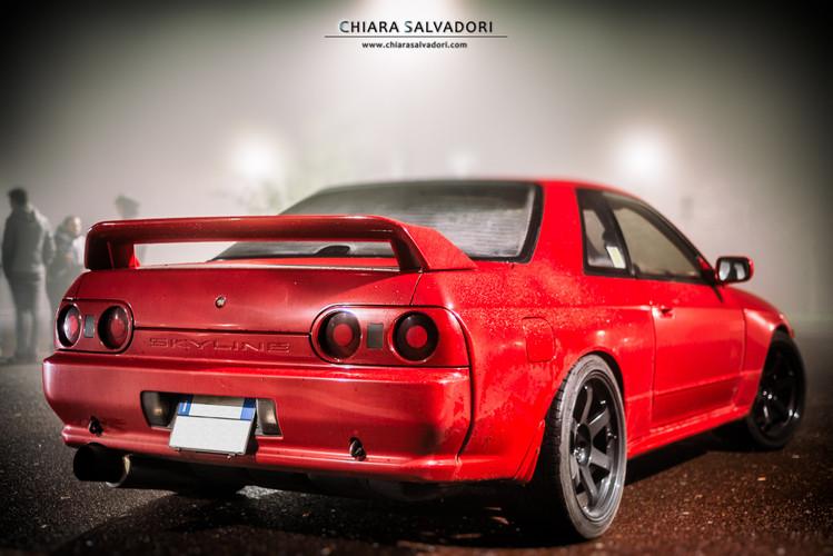 Skyline R32 GTR