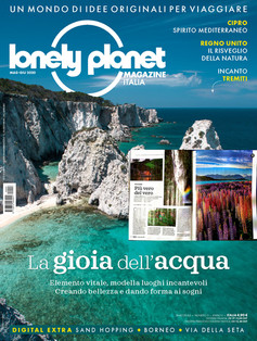 LONELY PLANET MAGAZINE ITALIA - JUNE-JULY, 2020