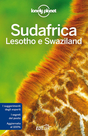 LONELY PLANET SUDAFRICA