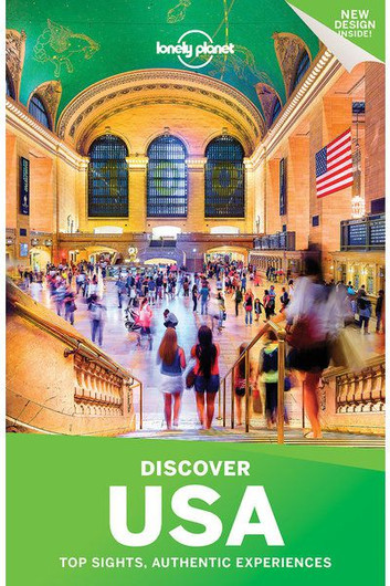 LONELY PLANET DISCOVERY USA