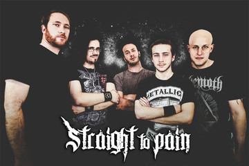 Straight To Pain - Promotional Album