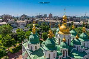 Saint Sophia's Cathedral - Kiev