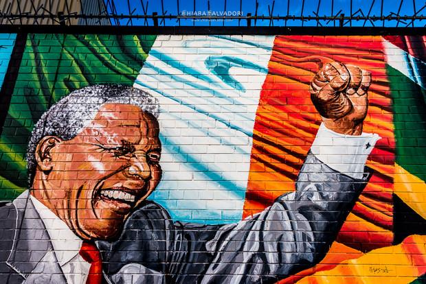 Peace Lines - Belfast
