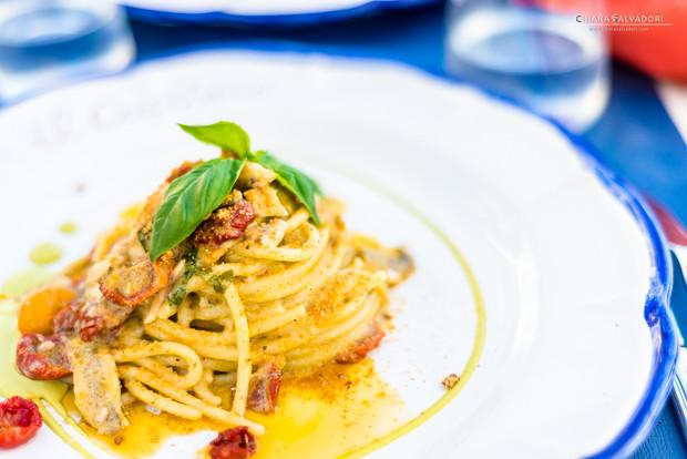 Ristorante Il Capitano - Spaghettoni