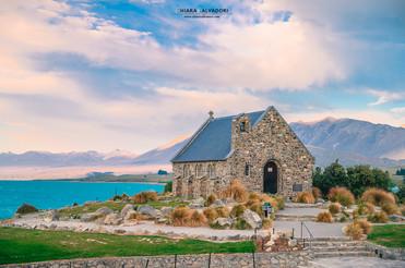 Church of the Good Shepherd - South Island